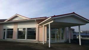Aktias nya kontor i Malax slår snart upp dörrarna.
