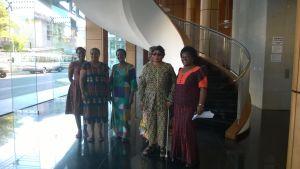 Kvinnliga parlamentariker i Tanzania