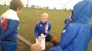 Jussi Laitinen jobbar som juniortränare.