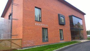 Servicehuset Krannila i Vasa.
