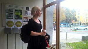Petra Laiti försöker främja samernas rättigheter.