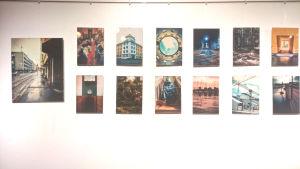 Serie fotografier av Muttaqi Khan.