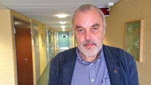 Pekka Tuomola, överläkare vid Diakonissanstalten i Helsingfors.