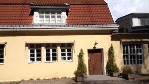 Kontoret på Björkboda lås