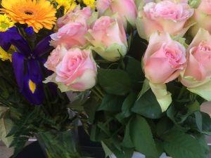 musiksalong gabriel & hilda, blommor till 20-årsjubiléet
