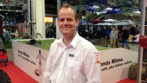 Kenneth Olenius kommenterar Katainens beslut på vårmässan 2014