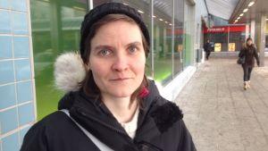 Pauliina Feodoroff är skoltsame från Enare.