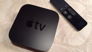 apple tv valikko