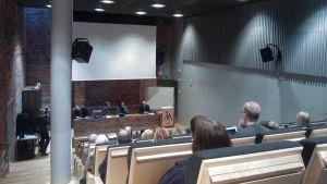 Seminariet Kristendom och skola i Academill i Vasa.