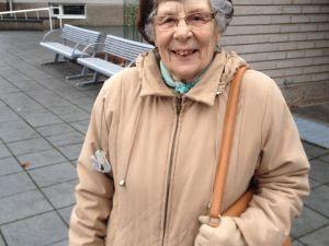 Lulu Rancken är medlem i Petrus församling och röstade i församlingsvalet.
