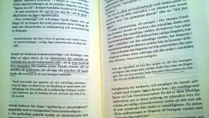 Ur boken Hannah Arendts 1940-tal av Annika Ruth Persson