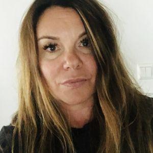 En bild på Charlotte Lindroos.