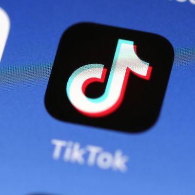 Ikoner för appar på en mobilskärm