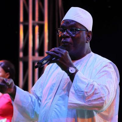 Bild på Ibrahim Boubacar Keita