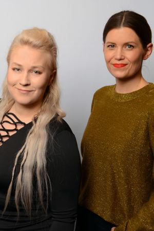 Juha Pekka Sillanpää, Noora Louhimo ja Laura Närhi