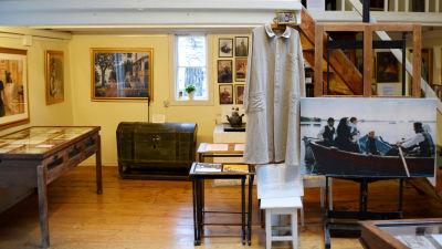 Albert Edelfelts atelje i Haiko, Borgå
