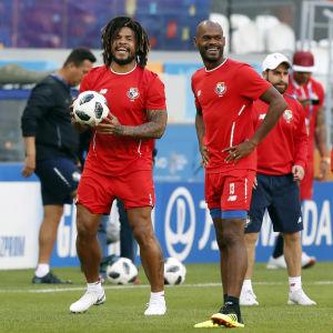 Roman Torres och Adolfo Machado har inte övertygat i Panamas försvar.