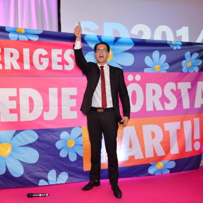 Ruotsidemokraatit Åkesson