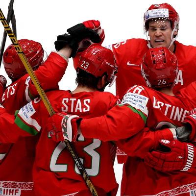 Vitryssland, VM 2016.