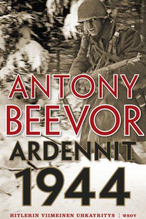 Antony Beevorin kirjan kansi