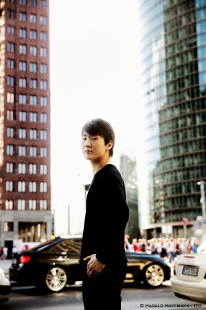 pianisti Seong-Jin Cho