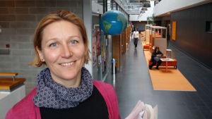 Tuuli Toivonen, geoinformatiikan apulaisprofessori, Helsingin yliopisto