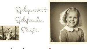 Birgitta Bouchts självbiografi Förklädd och naken. 2014.