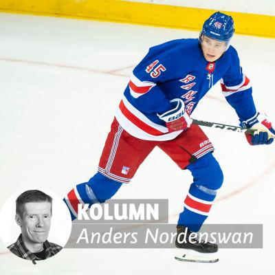 Anders Nordenswan förväntar sig stordåd av Kaapo Kakko.
