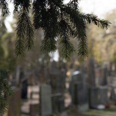 Hietanimen hautausmaa.