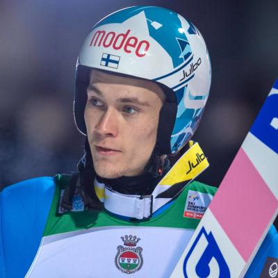 Antti Aalto vinkar.