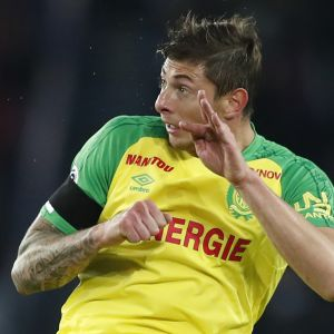 Emiliano Sala beharas ha omkommit