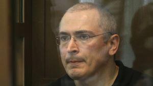 Under rättegången i Moskva, maj 2011.