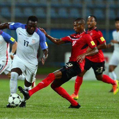 USA - Trinidad ja Tobago.