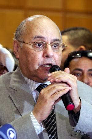 Ghad-partiets ledare Moussa Mostafa Moussa är Sisis enda motkandidat i presiddentvalet den 26 till den 28 mars