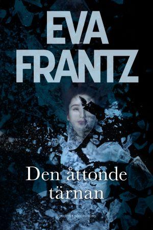 Omslaget till Eva Frantz bok Den åttonde tärnan