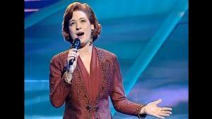 Irlands Niamh Kavanagh vann Eurovisionen år 1993.