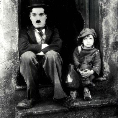 Chaplinin poika. Yle Kuvapalvelu.