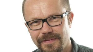 Ekenäs gymnasiums rektor Mikael Eriksson