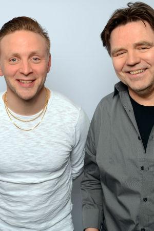 Juha-Pekka Sillanpää, Reino Nordin ja Timo Turpeinen