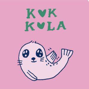 Kuvassa Kokkolan kuutti-logo