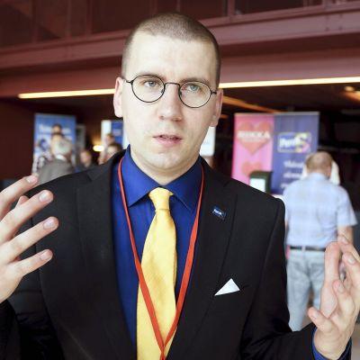 Sebastian Tynkkynen.