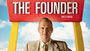 Filmplanschen till The Founder