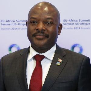 Brundis president Pierre Nkurunziza.