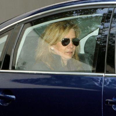 Prinsessan Cristina ska förhöras av en domstol i Mallorca den 8 mars