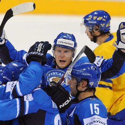 Finland-Sverige, VM-final 2011
