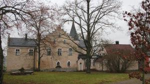 Svidja slott i Sjundeå