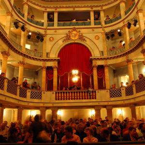 Schlosstheater, Residenzschloss Ludwigsburg