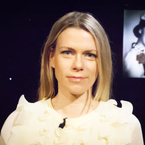 HBL:s nya chefredaktör Erja Yläjärvi.