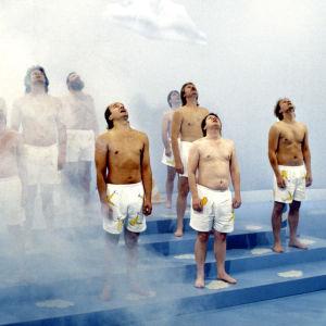 Seitsemän kuolemansyntiä oli Lapinlahden Lintujen ensimmäinen sarja Yleisradiolle.