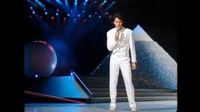 Irländska Johnny Logan tog hem sin andra seger i Eurovisionen år 1987.
